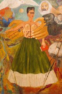 Work of Frida Khalo